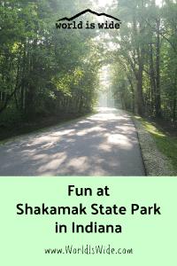 Shakamak State Park Indiana