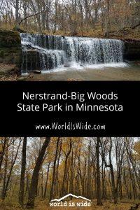 Nerstrand-Big Woods State Park Northfield, Minnesota